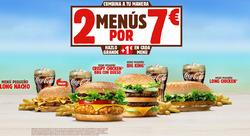 Ofertas de Burger King  en el folleto de Sanlúcar de Barrameda