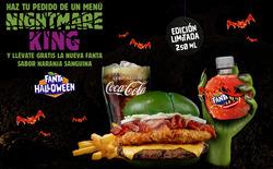 Ofertas de Restauración  en el folleto de Burger King en Arona