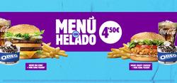 Cupón Burger King en Majadahonda ( 10 días más )