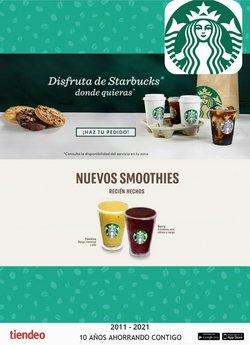 Ofertas de Starbucks en el catálogo de Starbucks ( Caducado)