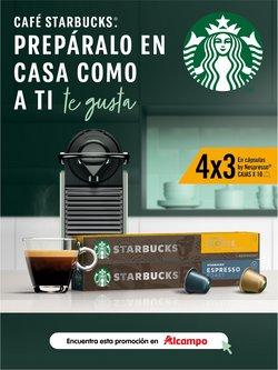 Catálogo Starbucks ( Caduca hoy)