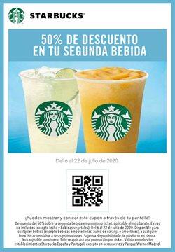 Catálogo Starbucks en Leganés ( 3 días publicado )