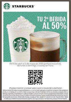 Catálogo Starbucks ( 19 días más)