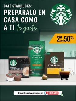 Ofertas de Starbucks en el catálogo de Starbucks ( 7 días más)