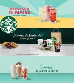 Ofertas de Starbucks en el catálogo de Starbucks ( 13 días más)