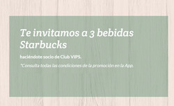 Ofertas de Starbucks  en el folleto de Madrid