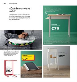 Ofertas de Tablet  en el folleto de IKEA en Madrid