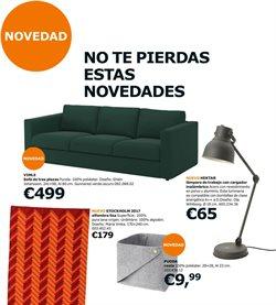 Ofertas de Sofás  en el folleto de IKEA en Palencia