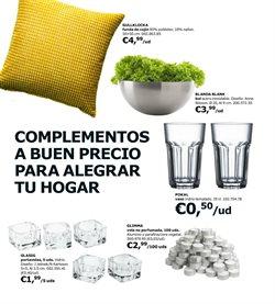 Ofertas de Velas  en el folleto de IKEA en Madrid