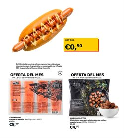 Ofertas de Salmón  en el folleto de IKEA en Madrid