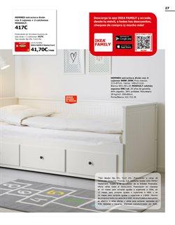 Ofertas de Colchones  en el folleto de IKEA en Telde