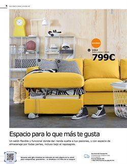 Ofertas de Cojines  en el folleto de IKEA en Telde