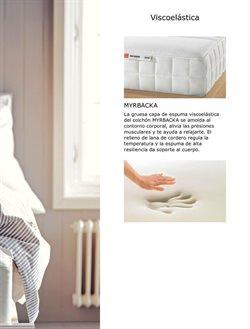 Ofertas de Colchón viscoelástico  en el folleto de IKEA en Madrid