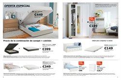 Ofertas de Colchones  en el folleto de IKEA en Sanlúcar de Barrameda