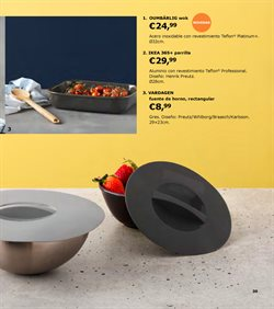 Ofertas de Barbacoas  en el folleto de IKEA en Madrid
