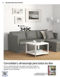 Ofertas de Chaise longue  en el folleto de IKEA en Telde