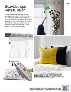 Ofertas de Visillos  en el folleto de IKEA en San Cristobal de la Laguna (Tenerife)