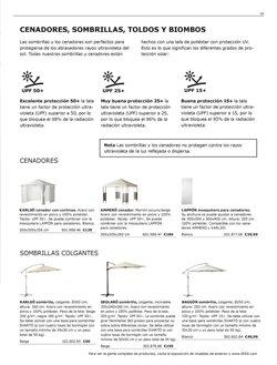 Ofertas de Cortinas  en el folleto de IKEA en Dos Hermanas