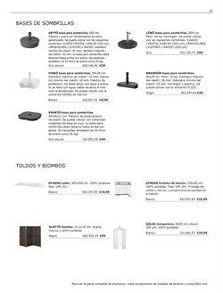 Ofertas de Toldos  en el folleto de IKEA en Madrid