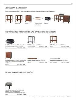 Ofertas de Barbacoas  en el folleto de IKEA en Chiclana de la Frontera