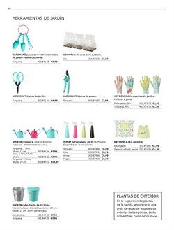 Ofertas de Herramientas de jardín  en el folleto de IKEA en Madrid