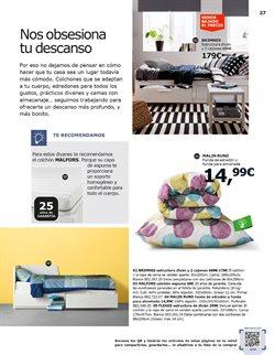 Ofertas de Colchón viscoelástico  en el folleto de IKEA en Telde