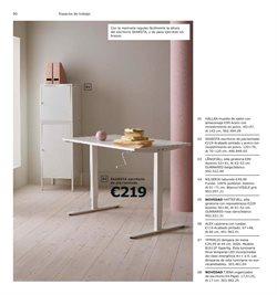 Ofertas de Escritorio  en el folleto de IKEA en Madrid