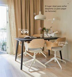 Ofertas de Silla de oficina  en el folleto de IKEA en Madrid