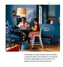 Ofertas de Sillas  en el folleto de IKEA en A Coruña