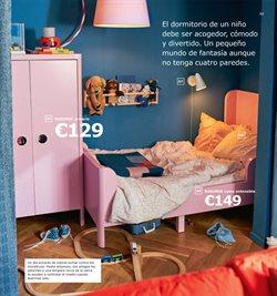 Ofertas de Dormitorio infantil  en el folleto de IKEA en Barcelona