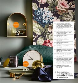 Ofertas de Relojes  en el folleto de IKEA en Madrid