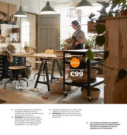 Ofertas de Mesa de comedor  en el folleto de IKEA en Madrid