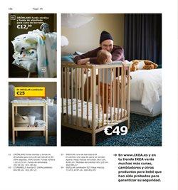 Ofertas de Cunas  en el folleto de IKEA en Madrid