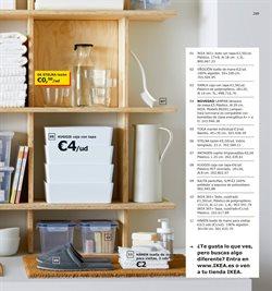 Ofertas de Zuecos  en el folleto de IKEA en Madrid