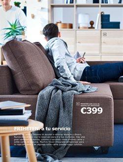Ofertas de Sofá cama  en el folleto de IKEA en Madrid