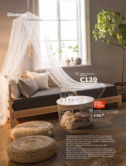 Ofertas de Diván  en el folleto de IKEA en Madrid