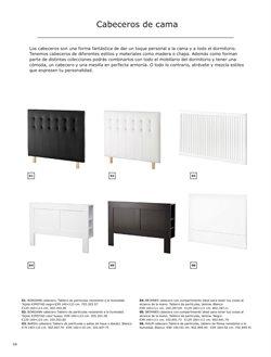 Ofertas de Cabecero  en el folleto de IKEA en Elche