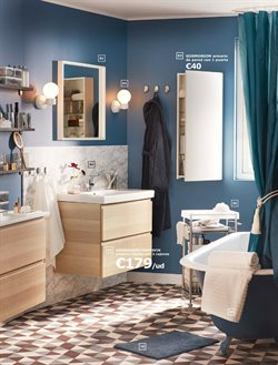 Ofertas de Perchero  en el folleto de IKEA en Palencia