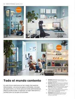 Ofertas de Material de oficina  en el folleto de IKEA en A Coruña