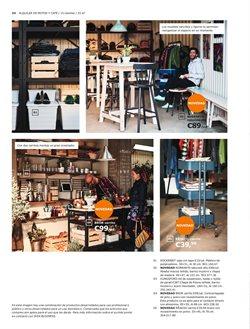 Ofertas de Banco plegable  en el folleto de IKEA en Alcalá de Henares