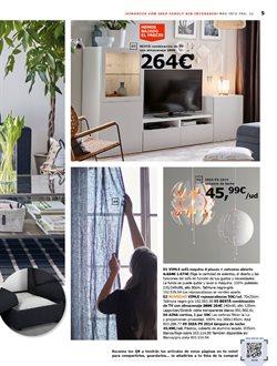 Ofertas de Cortinas  en el folleto de IKEA en Arona