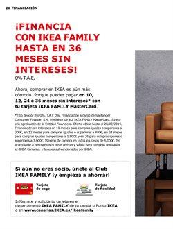Ofertas de Sofás  en el folleto de IKEA en Santa Lucía de Tirajana
