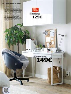 Ofertas de Escritorio  en el folleto de IKEA en Santa Cruz de Tenerife