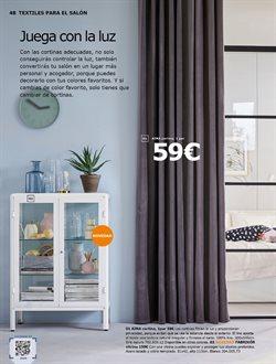 Ofertas de Visillos  en el folleto de IKEA en Arrecife