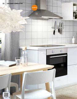 Ofertas de Campanas extractoras  en el folleto de IKEA en Telde