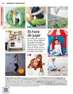 Ofertas de Muñecas  en el folleto de IKEA en Las Palmas de Gran Canaria