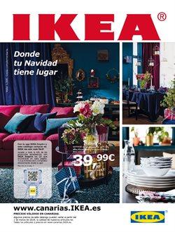 Ofertas de Navidad  en el folleto de IKEA en Santa Lucía de Tirajana