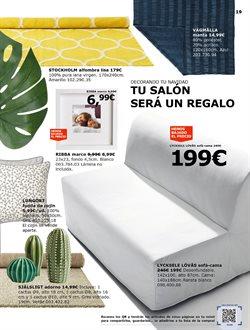 Ofertas de Sofá cama  en el folleto de IKEA en Telde