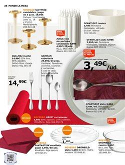 Ofertas de Textiles comedor  en el folleto de IKEA en Santa Cruz de Tenerife