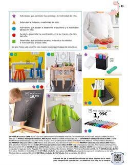 Ofertas de Vuelta al cole  en el folleto de IKEA en Palma de Mallorca